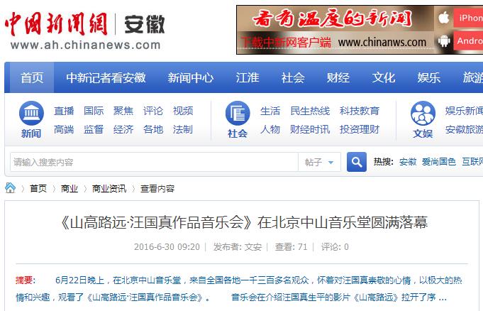 中新网安徽
